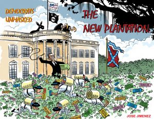 The-New-Plantation-350-Year-Conspiracy-Democrats-Unmasked